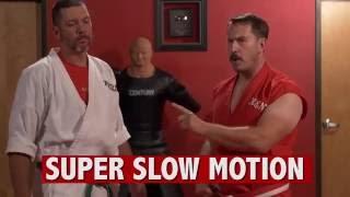 Скорость 100 ударов в 1 секунду 100 Hits 1 Second Super Slow Motion