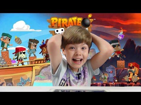 Pirate Bash | Mobile Games | KID Gaming