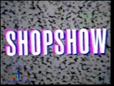 Abertura ShopShow - Rede Manchete (1990)