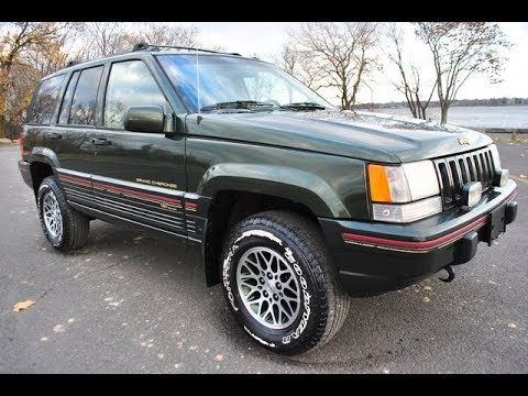 1 Of 7,970 Produced 1995 Jeep Grand Cherokee Orvis Limited Edition 5.2L V8