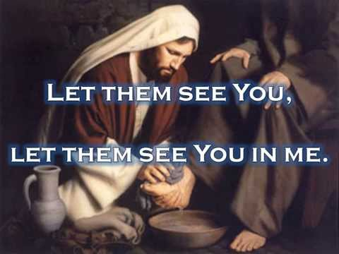 Let Them See You  w/lyrics by JJ Weeks Band