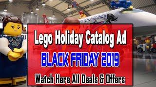 Lego Holiday Catalog 2019 Ad Scans - Black Friday Deals 2019 Preview