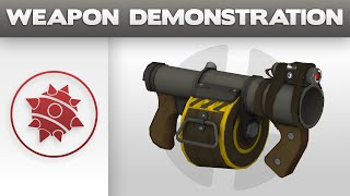 Weapon Demonstration: Scottish Resistance