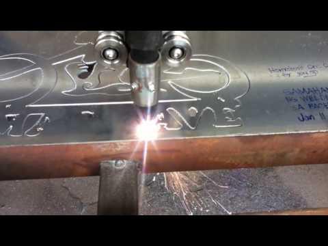 DIY CNC Plasma Table SMC4-4-16A16B