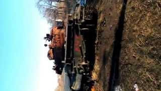 Разруха последствие войны Ополчения ДНР Донецк War