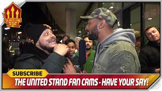 Troopz | Pogba got BADDED up! Arsenal 2 - 0 Manchester United Fan Cam