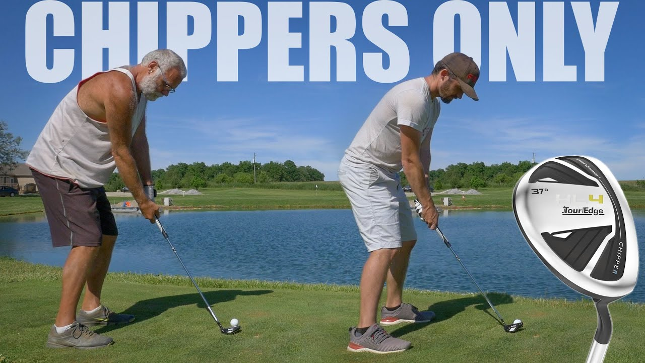 9 Holes Chippers Only