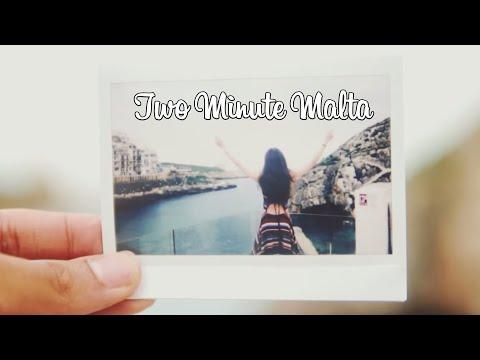 Two Minute Malta - Travel Film | 2018
