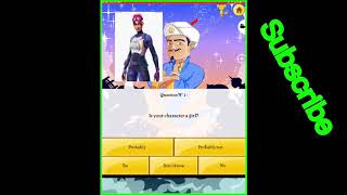 Can Akinator guess the fortnite skins