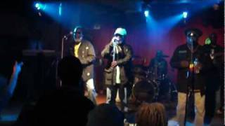 The Mighty Diamonds - I Need a Roof Live at Sullivan Hall NYC Filmed by Cool Breeze