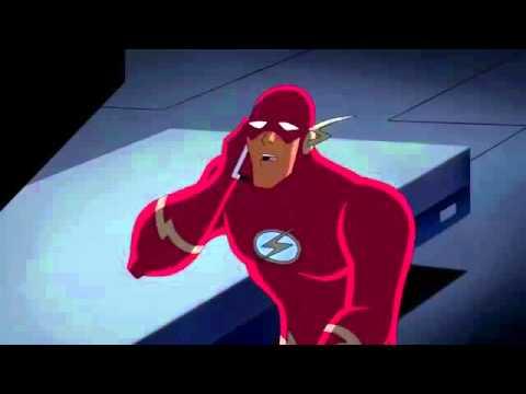 Justice League vs The Flash Full Fight Scene   Justice League Eclipsed