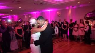 Oscar Singing At Melissa & Jeter's Wedding