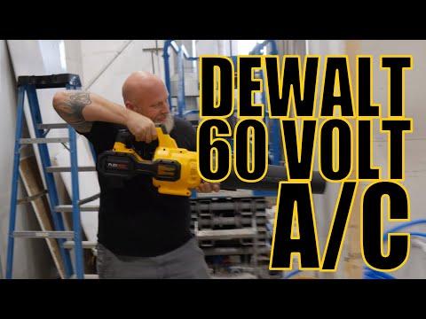 DeWalt FlexVolt Air Conditioner and Blower - DeWalt DCBL772 Axial Blower