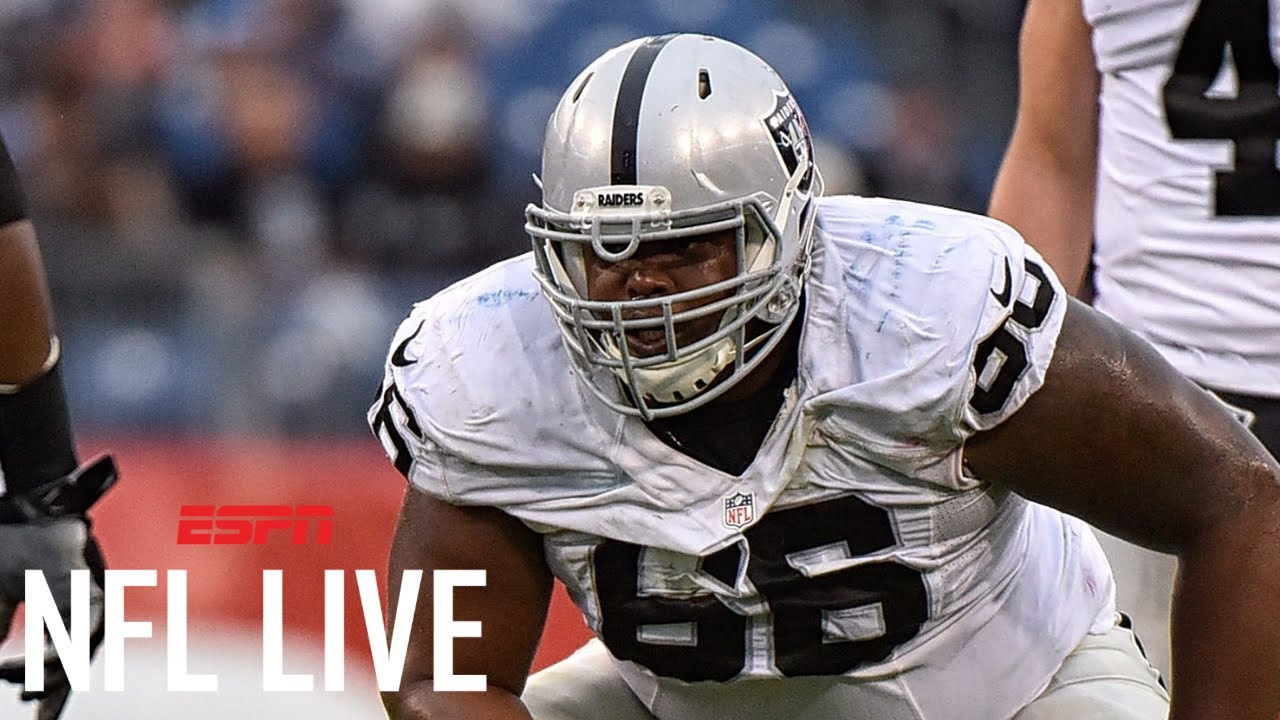 Raiders Beef Up Derek Carr s Protection With Gabe Jackson Deal