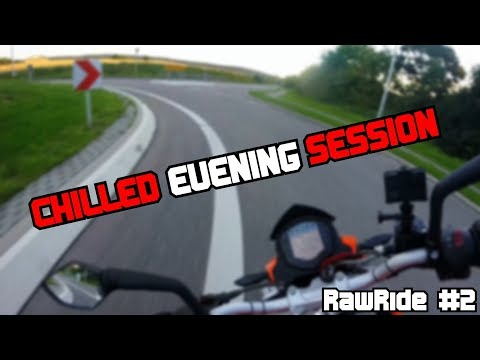 Chilled evening session | Heaven | RawRide #2