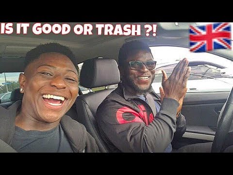 FIRST REACTION TO UK RAP/HIP HOP ft. fitness addict !! (Must Watch)