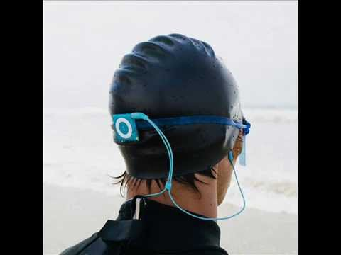 Mp3 Mp4 Player | Waterproof Headphones - Best Swimming MP3 Player