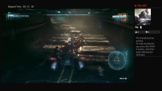 Batman Arkham Knight Livestream Part 8