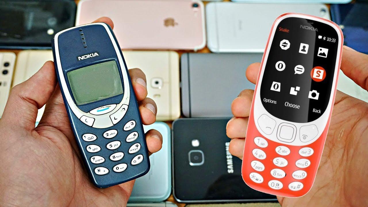 New Nokia 3310  2017  Vs Old Nokia 3310 - Whats New