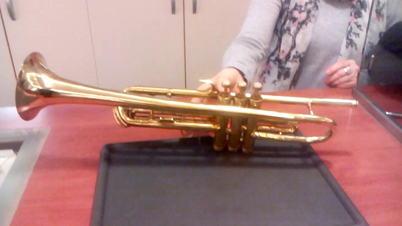 Conn Vocabell Trumpet 1930