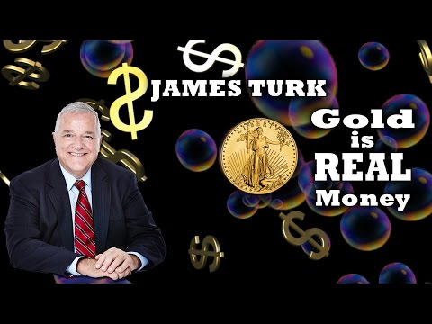 The Money Bubble Will Pop, Gold is Real Money - James Turk Interview