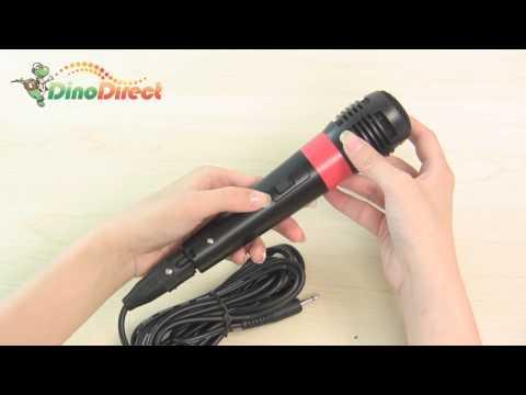 Nintendo Wii Microphone Karaoke 2 in 1 - dinodirect