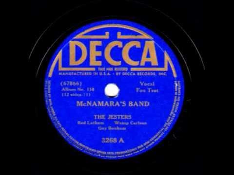 McNamara's Band   The Jesters