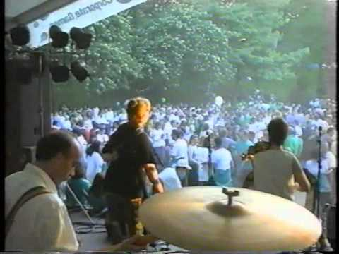 Aberdeen Band Hallyracket - Union Terrace Gardens 15.06.1995
