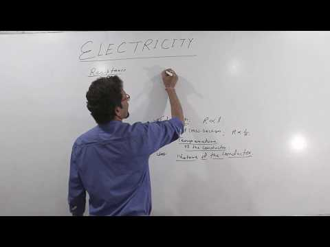 SCIENCE Class X, CURRENT ELECTRICITY ( Full Chapter). PART - 2