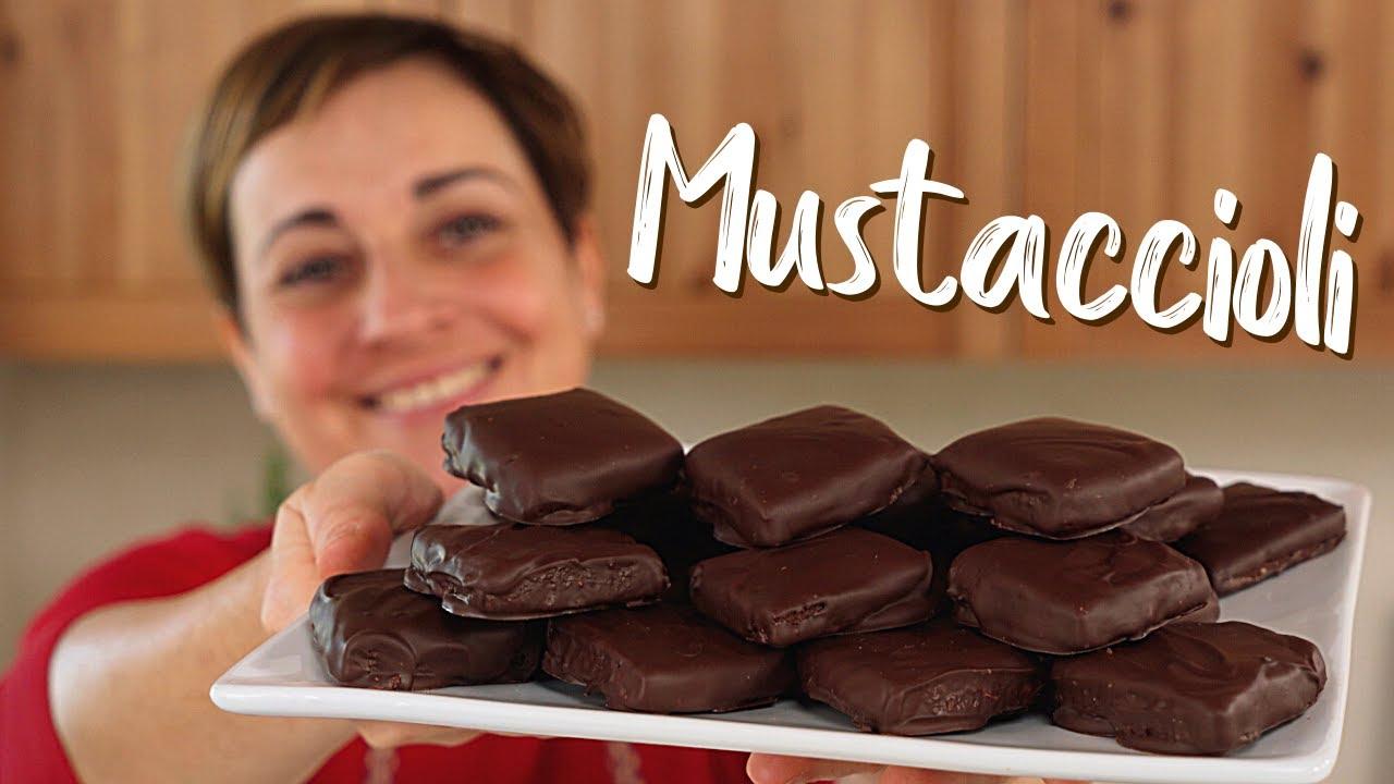 - Ricette Mustaccioli