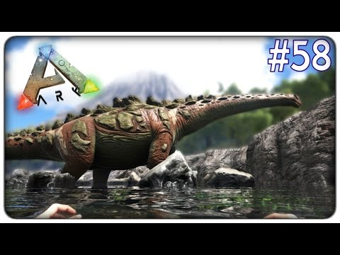 CATTURIAMO IL TITANOSAURO (1° parte)   Ark Survival Evolved - ep. 58 [ITA]