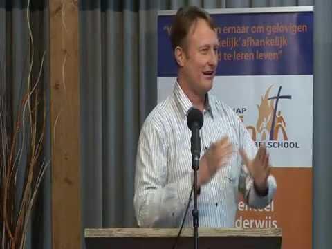 Preek: Jezus volgen  radicaal en helemaal (Eddie Bakker)