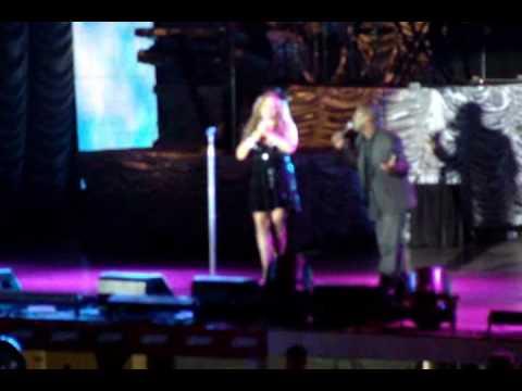 "Mariah Carey Canta ""I'll Be There"" Em Barretos (Mariah Carey Live In Brazil 2010)"