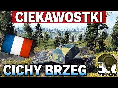 Ciekawostki na mapie Cichy Brzeg i Lotnisko - World of Tanks