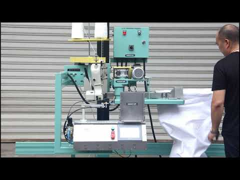 Automatic Feeds Bag Labeling Machine-Suction Cup VS Mechanical Gripper