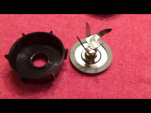 Oster Fusion Blender Blade Part# 4980 6 Blades Review