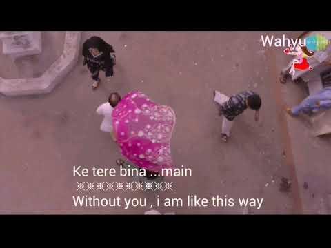 Tere Bina [English]. Haseena Parkar   Arijit Singh, Priya Saraiya   Shraddha Kapoor   Saregama