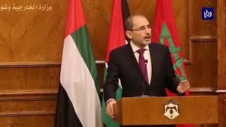 الصفدي: إنهاء الاحتلال هو السبيل لحل القضية الفلسطينية (28-5-2019)