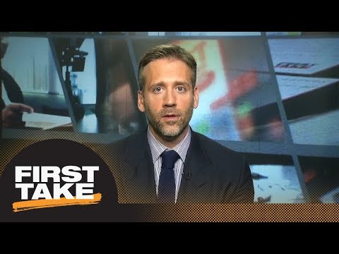 Max: Carmelo Anthony is 'washed' | First Take | ESPN