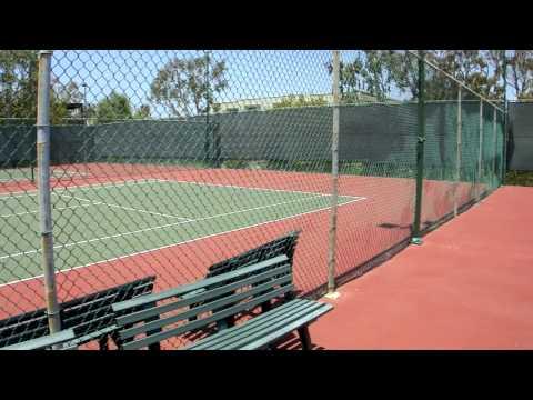 MARINERS VILLAGE - TENNIS COURTS - VIDEO TOUR - Part 4