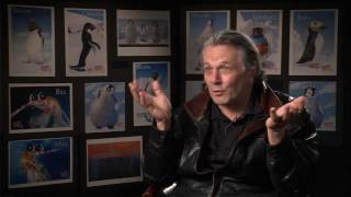 Happy Feet 2: George Miller Interview