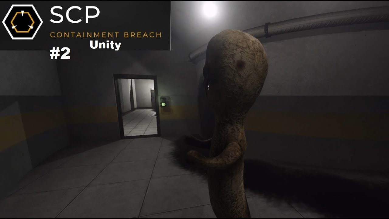 SCP Containment Breach Unity #2 ~ my heart