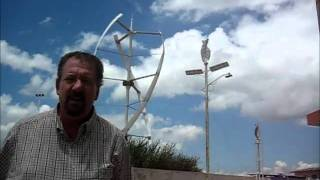 New Hope Science & Technology Global, Wind Generator and Streetlight in China