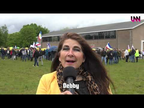 Verslag manifestatie: Nederland in Verzet, nooit meer een kabinet Rutte! (Apeldoorn, 24 mei 2021)