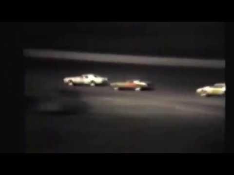 1985 races at Black Hills Speedway #87 Grand National trophy dash