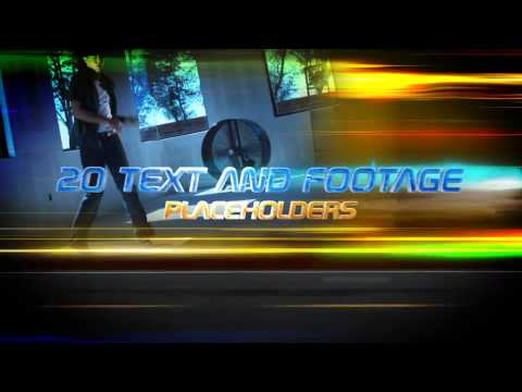 cinematic » free after effects templates | after effects ...
