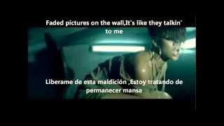 Rihanna - Disturbia (subtitulada en ingles y español)
