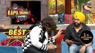 "कैसी है Duplicate Sanju Baba के ""Joke"" की Timing? | The Kapil Sharma Show Season 2 | Best Moments"