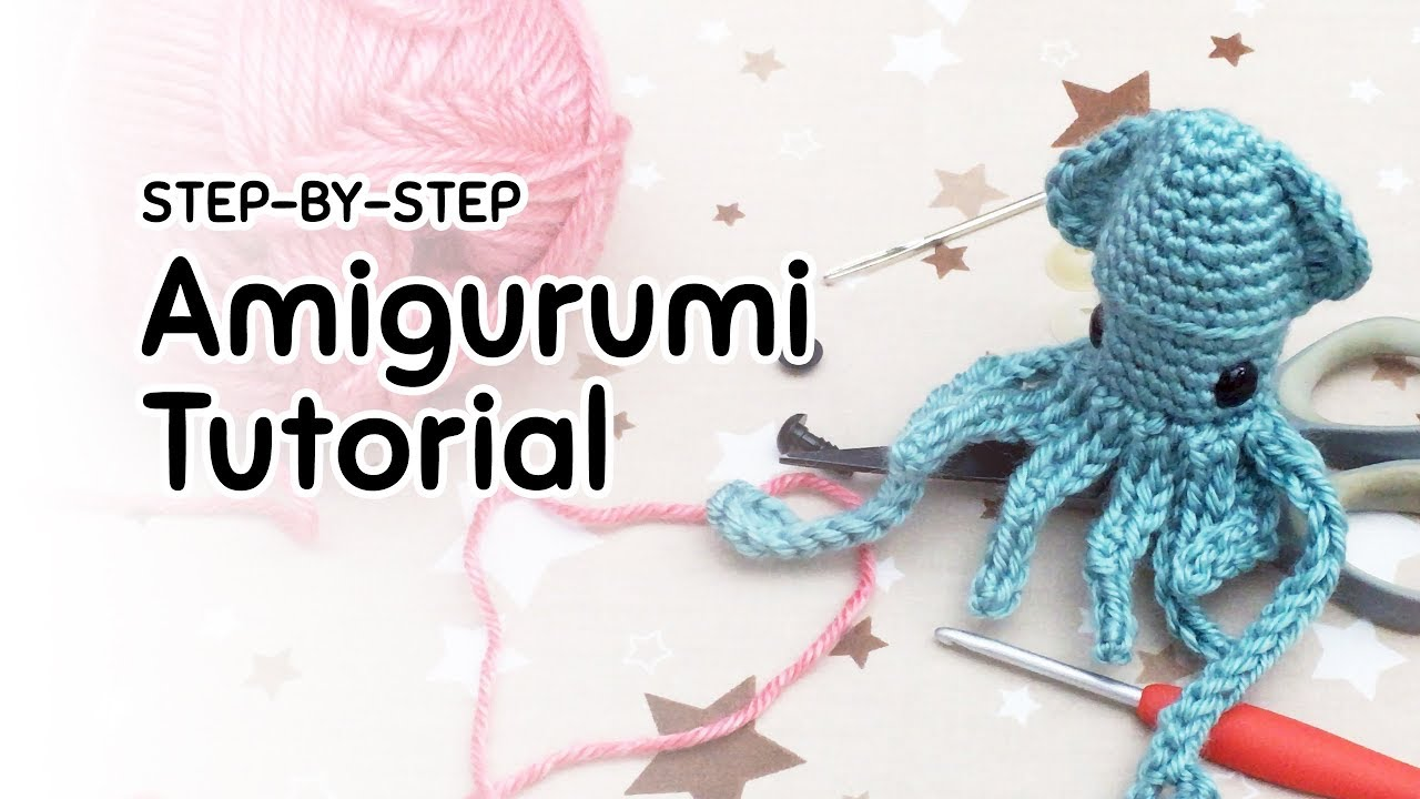 SAILOR OCTOPUS – Amigurumi Pattern – Pepika Amigurumis | 720x1280