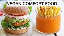 VEGAN COMFORT FOOD   3 Yummy Fall Recipes